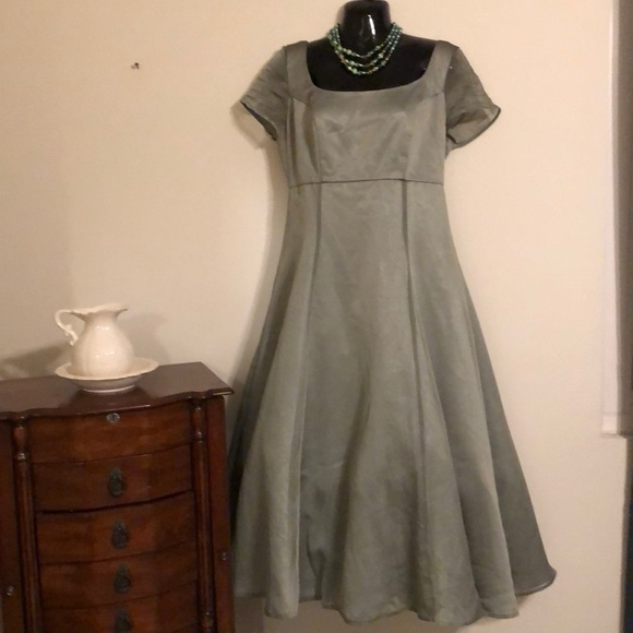 Dresses | Olive Jane Austen A Lot Made To Order Dress Small | Poshmark
